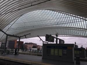 statia de cale ferata Liège-Guillemins